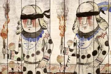 Midsommar-Murals